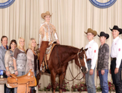 Megan McMullen Wins 2012 Congress Two Times on Two Different Horses