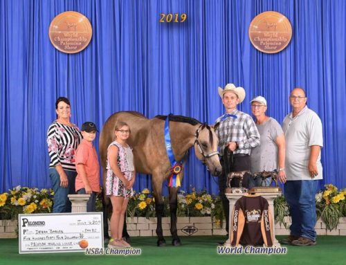 Congratulations to Man Of Our Dreams owned by Rick & Debra Barnes