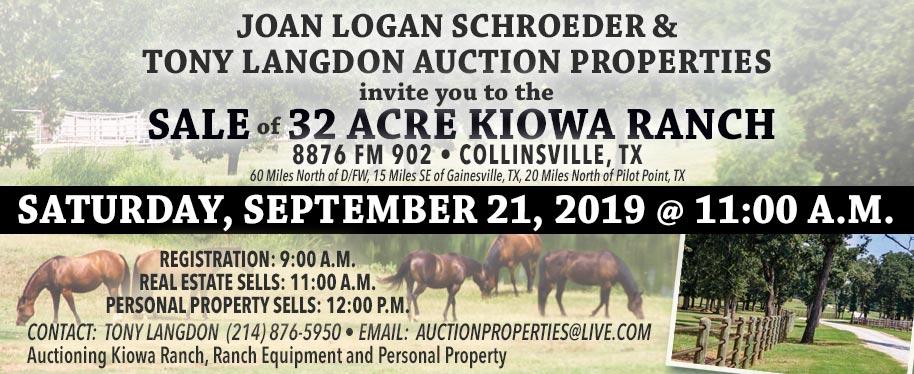 Kiowa Ranch on sale slide